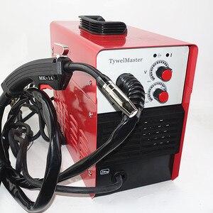 Image 2 - Gaslose MIG Schweißen Maschine 120A 230V Inverter IGBT 1kg Mini Spool Selbst Schild E71T GS Flux Entkernt Arc Draht kein Gas MIG Schweißer