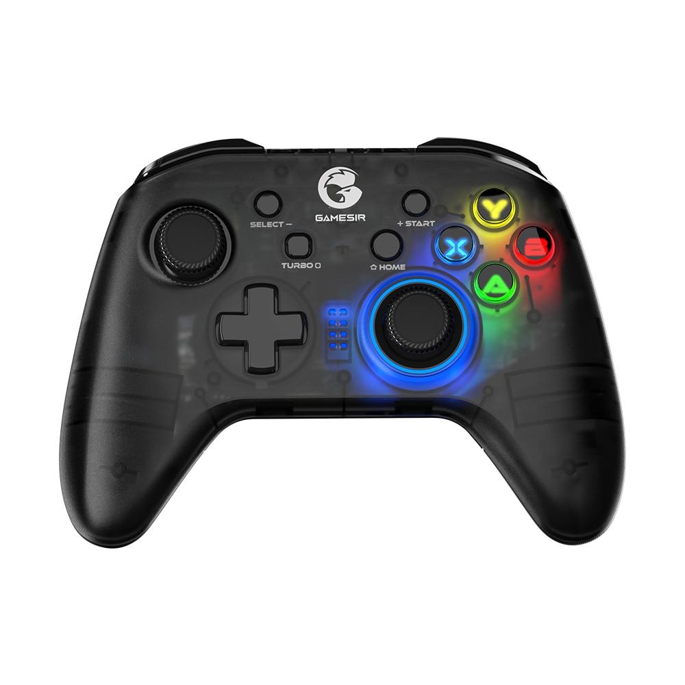 GameSir – manette de jeu T4 Pro, 2.4GHz, sans fil, Bluetooth, avec gyroscope à 6 axes, pour Nintendo Switch, Android, iPhone, PC