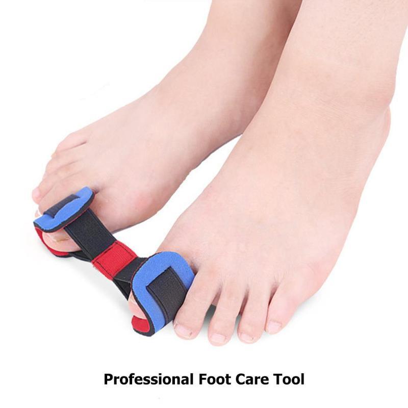 1PC Professional Bunion Corrector Hallux Valgus Straightener Big Toe Protector Toughness Spreader Foot Care Tool
