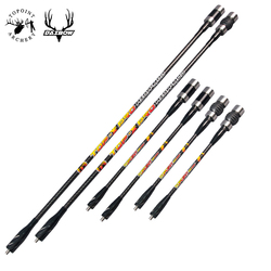 TOPOINT Bow Balance Rod Archery Carbon Stabilizer Bar Short Side Extender Rod Compound Recurve Bow Hunting Accessories