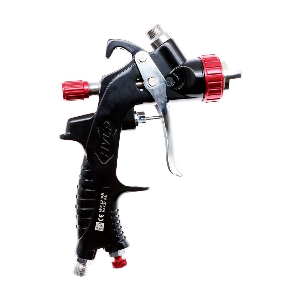 Pneumatic Painting Air Spay Waerta716BProfessional Car 1 For Auto Gravity Kit 3mm Tool 600ML Gun Repair HVLP Nozzle Paint