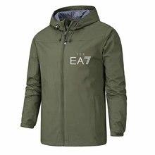 2021 autumn jacket men park windbreaker autumn plus size S~5XL coat men Coat thin casual, breathable solid color