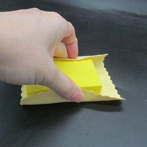 Image 3 - 20Pcs/Set Microfiber Cleaning Cloths 10x10cm Nano Ceramic Car Coating Kits Car Glass Coating Lint Free Cloth