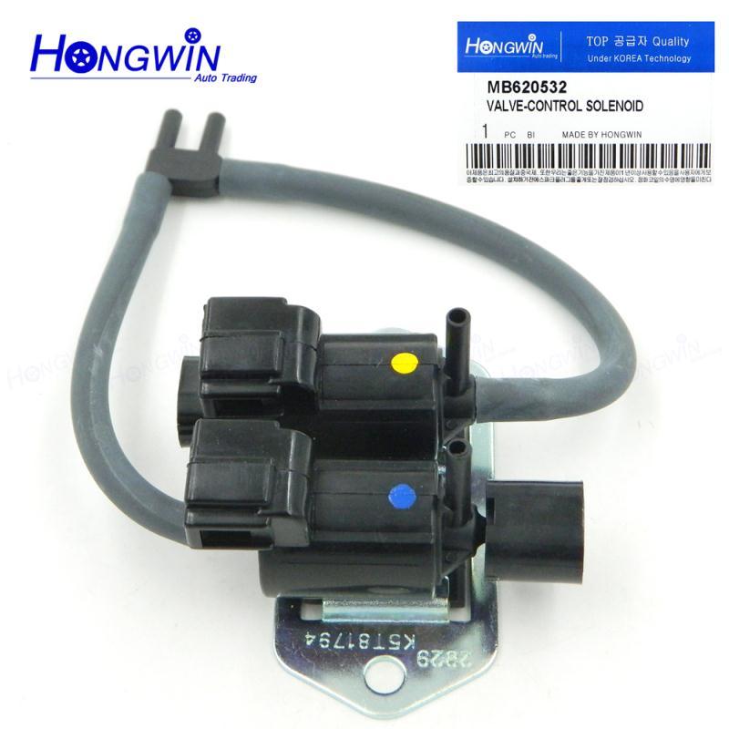 MB937731 Vacuum Switch Solenoid Valve Fits MMitsubishi Montero Pajero L200 L300 V43 V44 V45 K74T V73 V75 MB620532 K5T47776