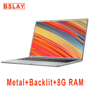 i5 Laptop 15.6 inch With 8G RAM 128G/256G/512G/1TB SSD Notebook Computer Laptops With Metal Body IPS Display Backlit Keyboard