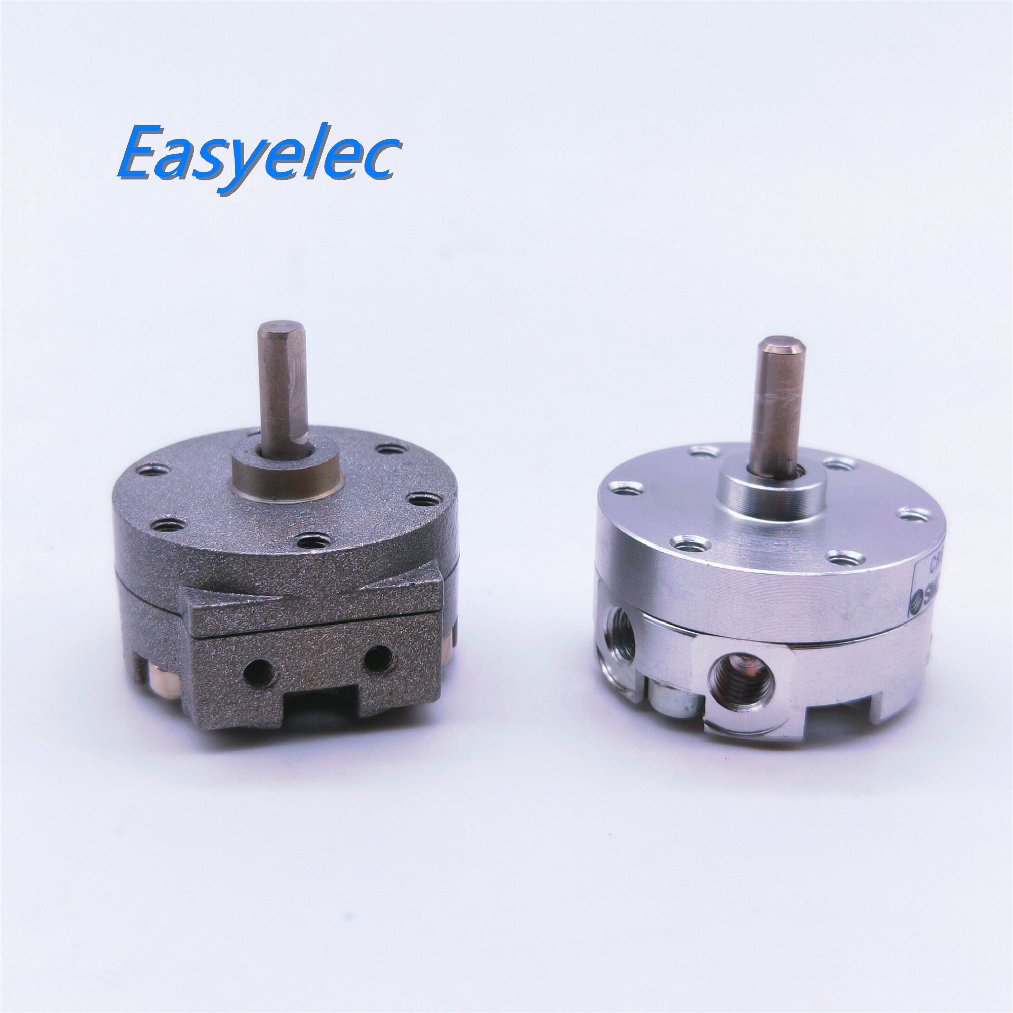 CRB2BS Pneumatic Rotary Actuator Rotary Cylinder Single Shaft CRB2BS10-15-20-30-40-90SZ-180SZ-270SZ