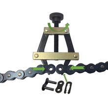 #25#35#41#40#50#60 415H,428H 520,530 Roller Chain Connecting Puller Holder for Motorcycle Bicycle Go Kart ATV Chains Replacement