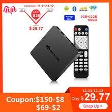 DEALDIG BOXD6 TV Box Android 7.1 3GB DDR4 32GB Amlogic S912