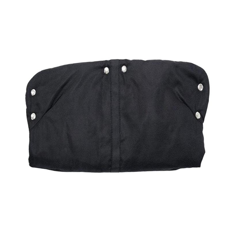 Winter Warm Baby Stroller Windproof Glove Waterproof Pram Thick Fleece Hand Muff Close Knitting And Fine Workmanship