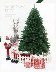 150cm or 180CM Artificial Christmas Tree 6ft 7ft Green Cristmas Fake Pine New Year