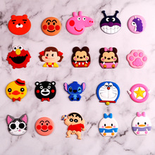 New Universal mobile phone stretch bracket Cartoon Stitch air bag Phone Expanding phone Stand Finger car Holder for iphone 6 7 x