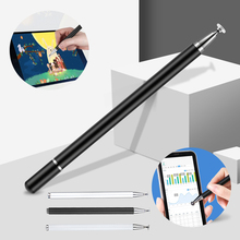 2 in 1 Multifunction Touch Screen Stylus+Ballpoint Pen For i
