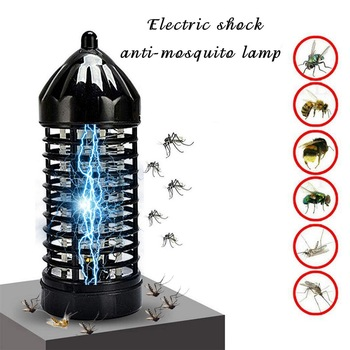 Electric UV Mosquito Killer Lamp Outdoor Fly Bug Insect Trap Household Mosquito Killer Photocatalyst Mosquito Lamp