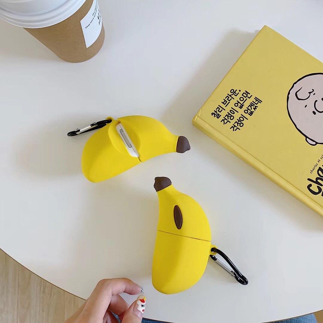 Banana AirPod Case 1
