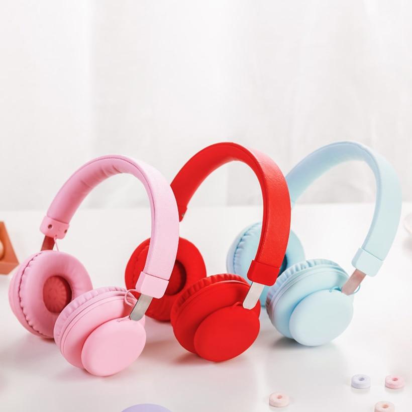 In Style Pink Rose Gold Wireless Bluetooth Headphone Cute Headset With Microphone Bluetooth On Ear Headphone For Women Girl Kids Bluetooth Earphones Headphones Aliexpress
