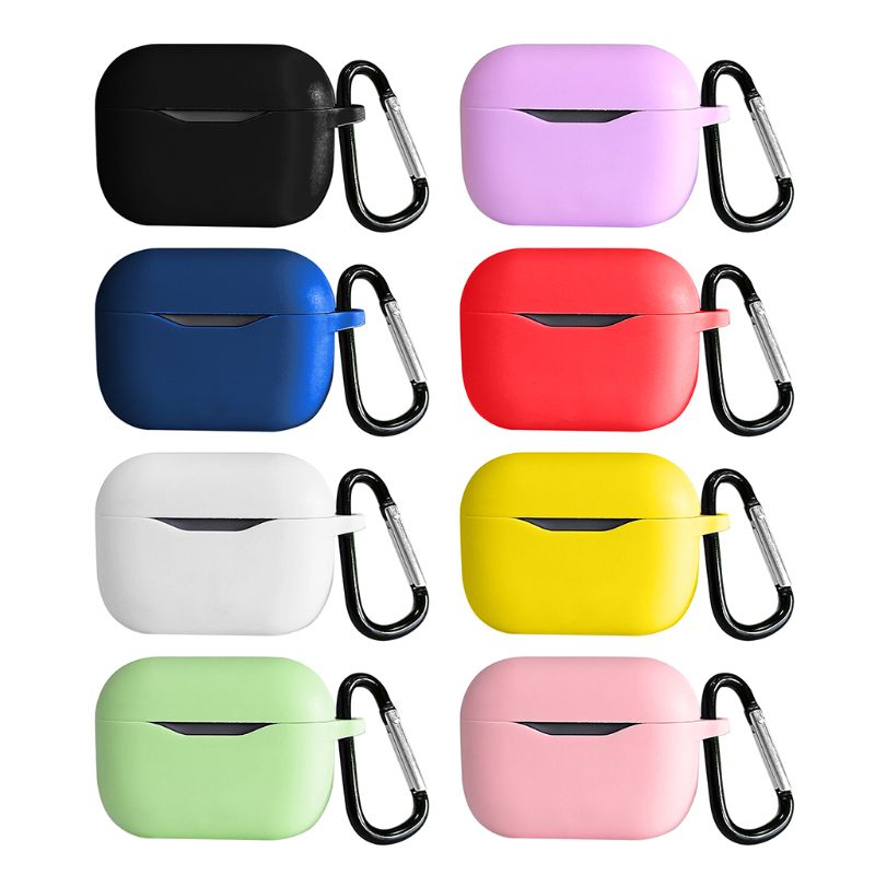 1 PC nouveau étui pour écouteurs pour-Lenovo LP1 TWS sans fil écouteur Silicone housse de protection avec Anti-perte crochet étui Portable