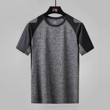 New Men Cotton Gyms Men T shirt Fitness Bodybuilding Shirts Male Tees Short Sleeve Gyms T-shirt Men Costume