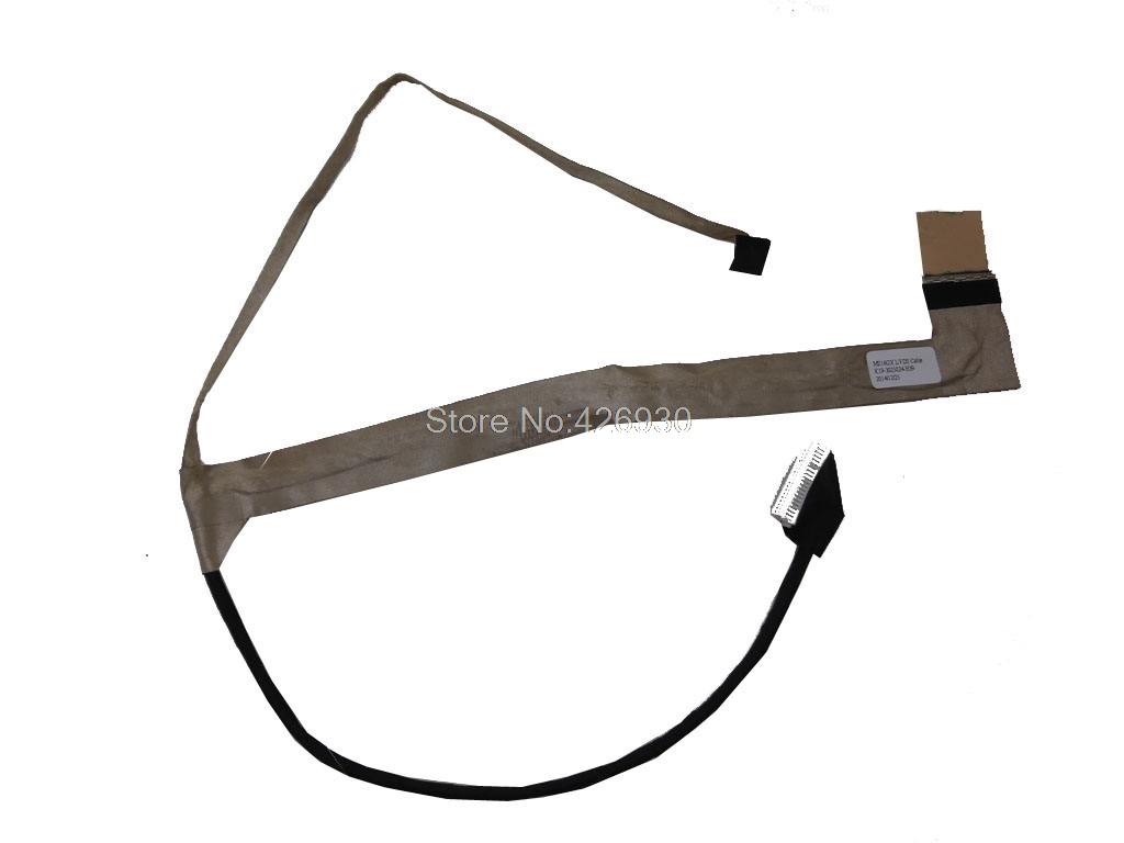 LCD Cable For <font><b>MSI</b></font> <font><b>GE620</b></font> GE620DX MS-16G5 MS-16GX K19-3025024-H39 K19-3025024-H39 GE60 MS-16GA CX61 GP60 MS-16GH K19-3032002-V03 image