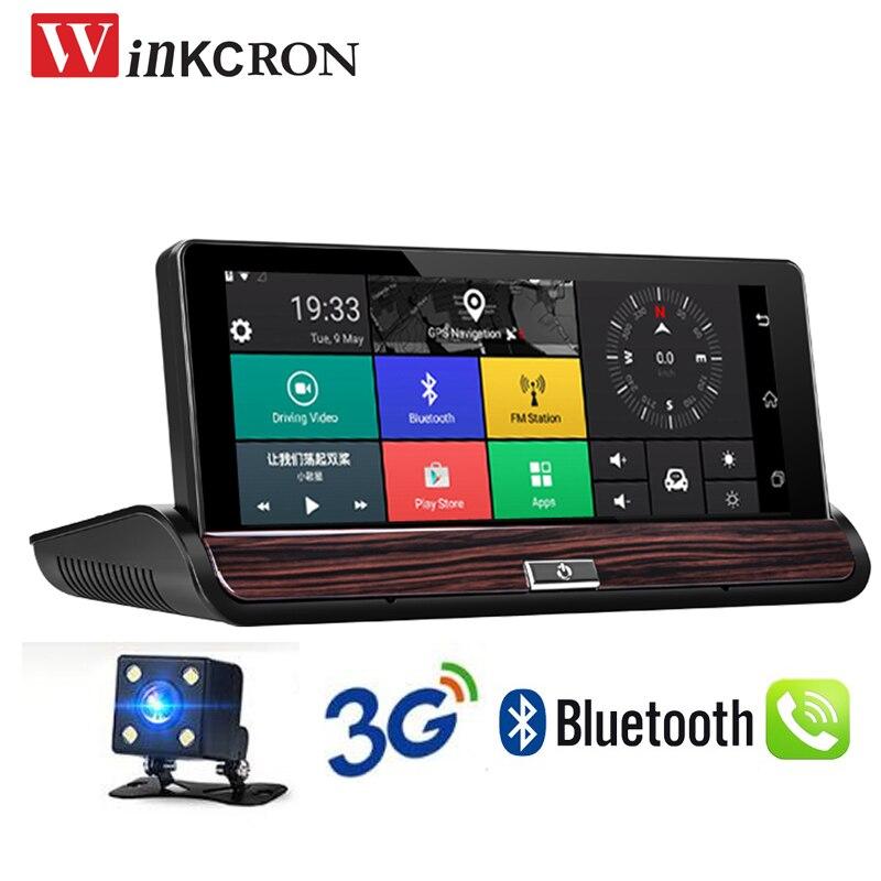 Nowy 3G nawigacja samochodowa GPS 7.0