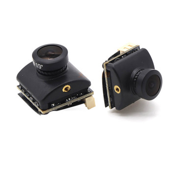 Nowy 1200TVL 1 3 #8222 COMS 2 1mm obiektyw PAL kolor wideo FPV mini kamera Super lekki 19mm * 19mm dla RC FPV Mini Racing Drone Quadcopter tanie i dobre opinie SKYRC WALKERA(dianzi) mini FPV camera as show 19*19mm