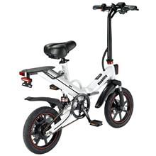 Niubilité B14 14 pouces vélo électrique pliant 48V 15Ah assistance électrique E vélo portée Max. 100km avec contrôle App pour les trajets domicile-travail