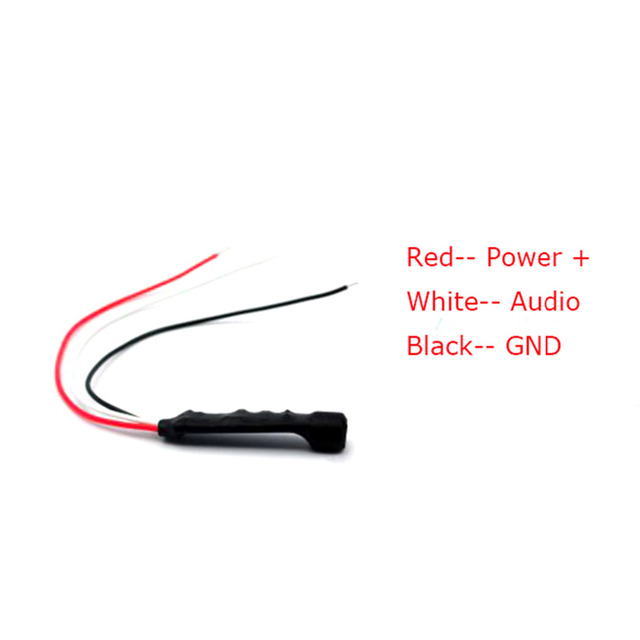 ANPWOO   Tiny Microphone for CCTV Security Camera  3