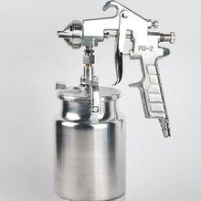 Воздушный компрессор Краски высшего качества пистолет-распылитель автомобиль грузовик опрыскиватель 1000L набор инструментов для самостоят...
