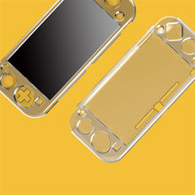 2019 Ultrathin Clear for NintendoSwitch NS lite Slim Crystal Protective Dockable PC Case Cover For Switch Lite#y4(China)