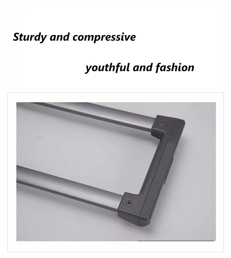 Made in China stile Semplice 100% di alluminio frame20/24 inch formato di alta qualità Trolley Spinner marca Valigia di Viaggio - 5