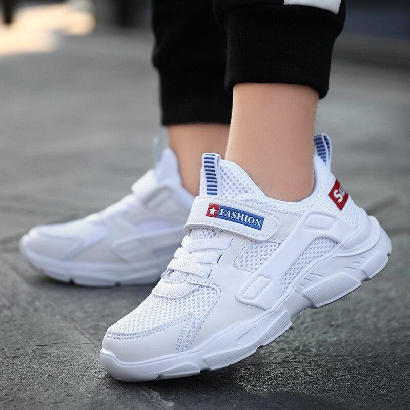 Brands Kids Shoes Boys Children Girls For Girl Kid Boy Sneakers Sport Tenis Infantil Menina Menino Filla Feminino Casual Tennis