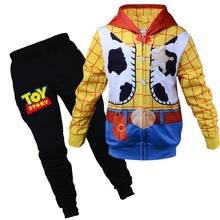 toy 4 boys hoodie track and field sportswear boutique clothing casual hoodie boys hoodie autumn and winter hoodies tops Toy 4 Boys Hoodie Track and Field Sportswear Boutique Clothing Casual Hoodie Suit Hoodie + Pants Autumn and Winter Sweatshirt