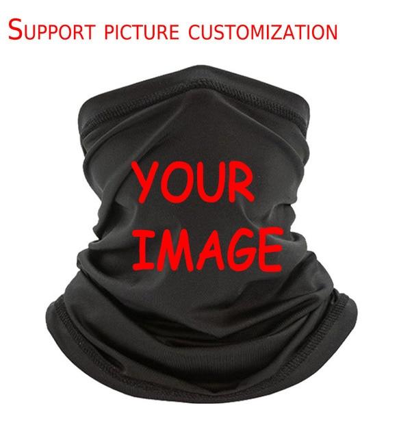Мужская маска, бандана, шарф Skyrim, -