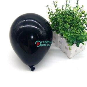 Image 3 - 161 шт DIY красный черный шар гирлянда арочный комплект серебряный белый шар для дня рождения ребенка душ свадьбы вечерние украшения