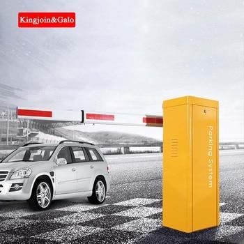 מערכת חניה באיכות גבוהה וגישה גדר אנטי התנגשות דלת RFID אבטחת גישה גדר חניה הרבה גדר מעקה מחסום באתר