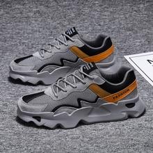 Popular Men Casual Shoes Trainers Male Tenis Masculino New Walking Sneakers Krasovki Light Men Shoes Flat Adlut Ayakkab Erkekler