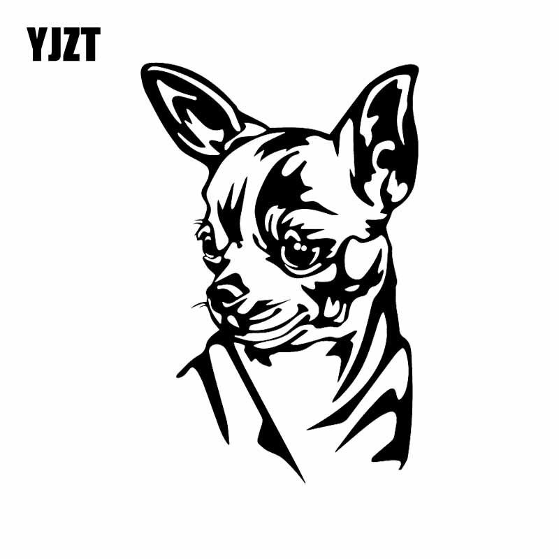 "Pug Dog Puppy Animal Art Decal Wall Car Truck Window Vinyl Sticker 5.8/"" x 6/"""