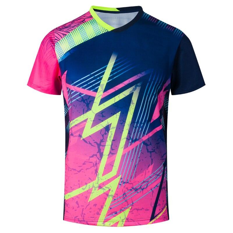 Camisas de tênis novas, camisa de tênis