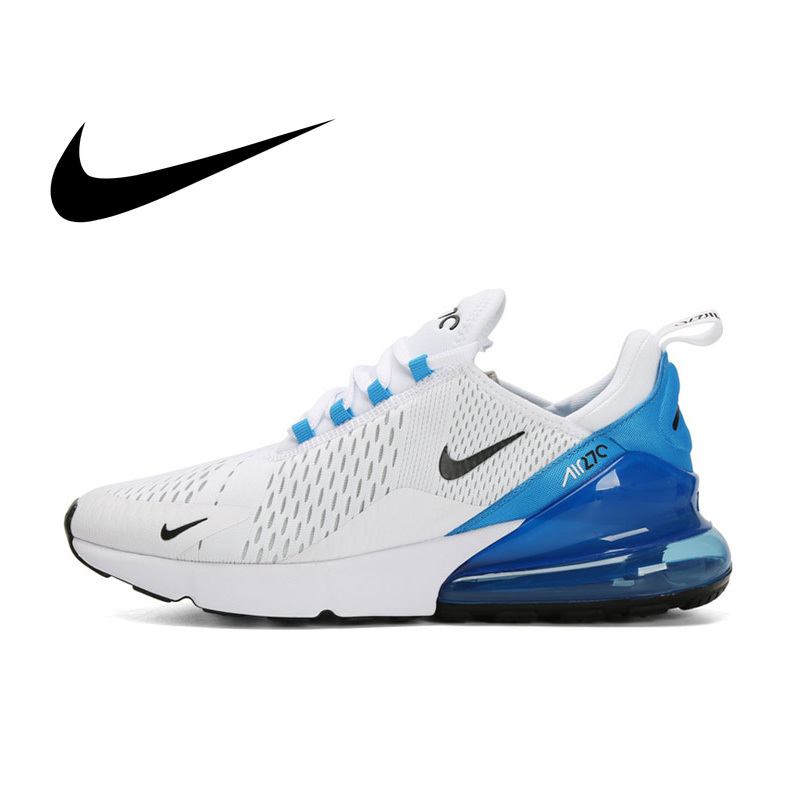 Original Brand NIKE Air Max 270 Men's Running Shoes Classic Outdoor Sports Breathable Comfortable Full Color Massage AH8050