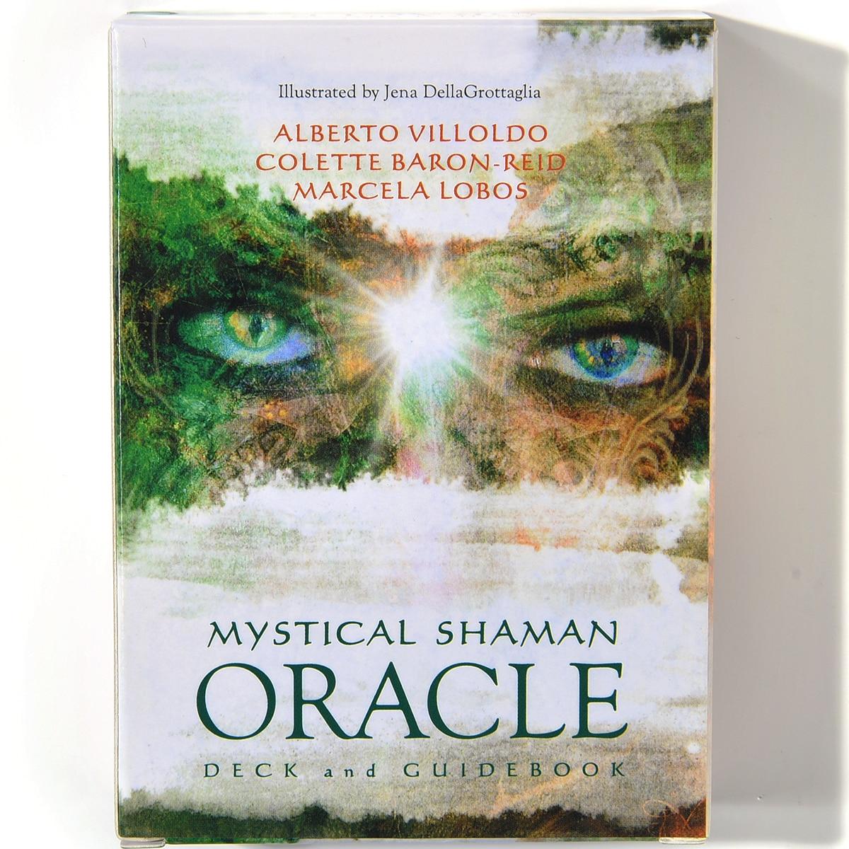 Mystical Shaman Oracle Cards Tarot Oracle Cards
