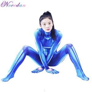 Одежда для взрослых Galaxy Warrior, 3d цифровые сиамские колготки для Хэллоуина, одежда для мужчин и женщин на заказ