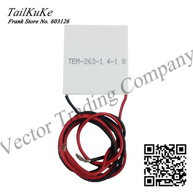 TGM 263 1.4 1.8 12V1.4A termoelektrik güç üretim modülü ile sıcaklık farkı