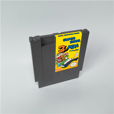 Super Marioed Bros. 3 Mix - For 8 Bit Game Console 72 Pins Game Cartridge Card