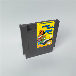 Image 1 - Super Marioed Bros. 3 Mix   For 8 Bit Game Console 72 Pins Game Cartridge Card