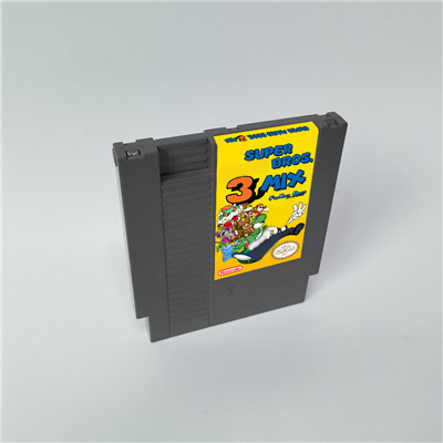 Super Marioed Bros. 3 Mix   For 8 Bit Game Console 72 Pins Game Cartridge Card