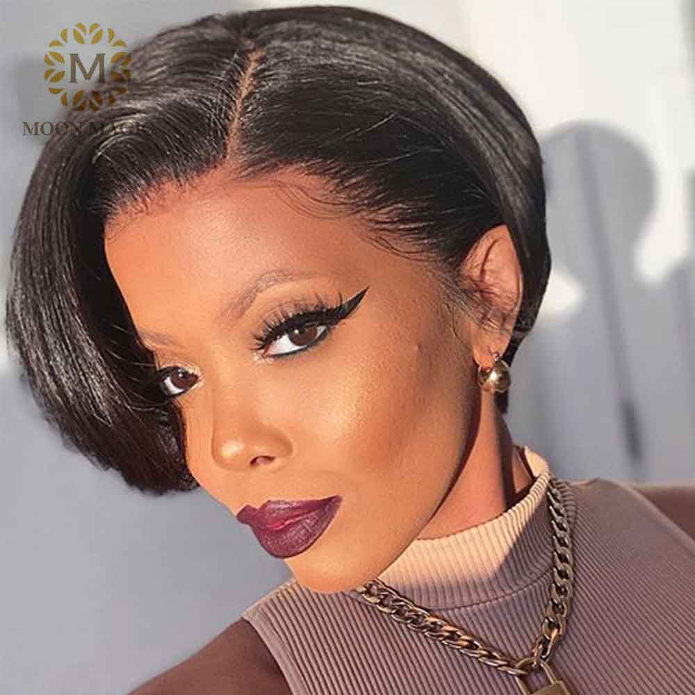 Special Price For Virgin Lace Front Wigs Side Part Near Me And Get Free Shipping A124