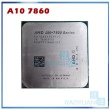 AMD A10-7800 Series A10 7860K A10 7860 A10-7860K 3.6 GHz Quad-Core CPU Processor AD786KYBI44JC Socket FM2+