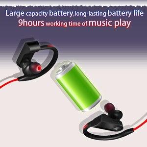 Image 2 - XEDAIN Bluetooth Earphone Waterproof Wireless Bluetooth Headphone Sports Bass Headset with Mic for phone iPhone xiaomi Earphone
