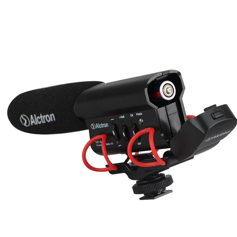 100% Оригинальный Alctron VM-5 микрофон для съемки камеры используется в интервью