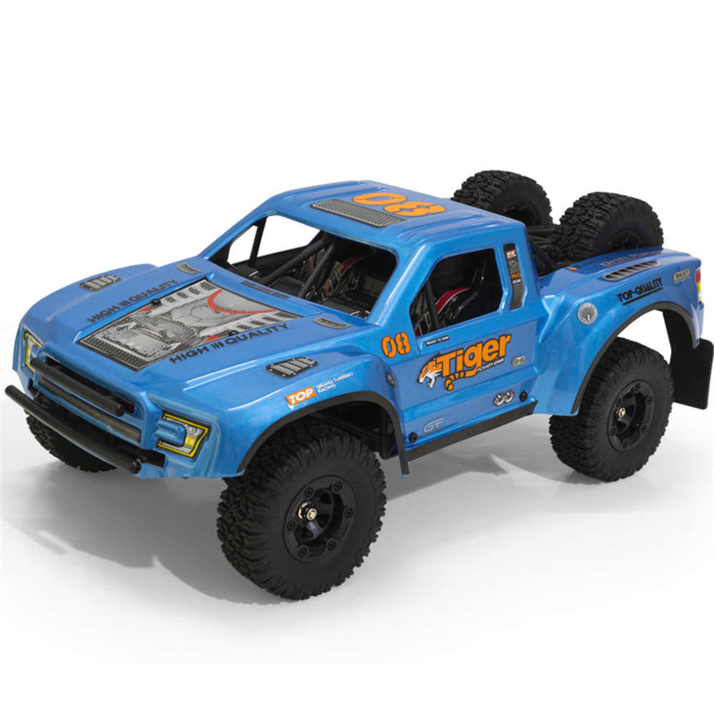 Feiyue FY08 1/12 2.4G Brushless Waterproof High Speed RC Car Dessert Off-road Vehicle Models Proportional Control
