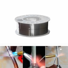 Cheap Carbon Steel Welding Wire 0.8mm/1.0mm 1kg E71T-GS Self-protecting Wire Solid-Cored MIG Welder Tools for Chemical Equipment aws e71t 1 1kg 0 8mm mig welding flux cored wire
